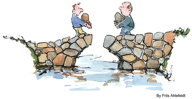 Les pas vers une relation écologique
