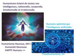 Quel avenir pour l'être humain?